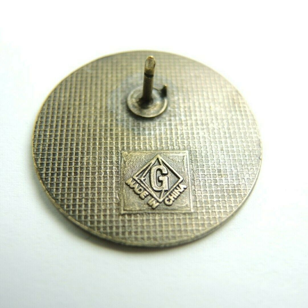 Bacardi Rum Bat Logo Marca De Fabrica 1-inch Round Lapel Pin